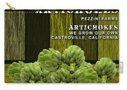 Artichokes Farm Carry-all Pouch