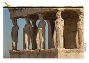 Athens, Attica, Greece. Porch Carry-all Pouch