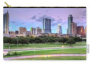 Austin At Twilight Carry-all Pouch