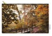 Autumn Awaits Carry-all Pouch