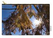 Autumn Coniferous Carry-all Pouch