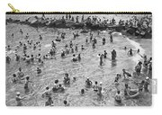 Bathers At Coney Island Carry-all Pouch