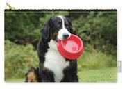 Bernese Mountain Dog Carry-all Pouch
