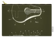 Bicycle And Motorcycle Seat 1925 Patent Carry-all Pouch
