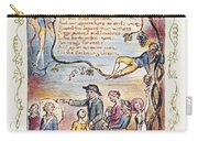 Blake: Songs Of Innocence Carry-all Pouch
