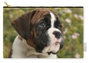 Boxer Puppy Carry-all Pouch