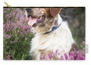 Brittany Spaniel Or Epagneul Breton Carry-all Pouch