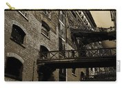 Butlers Wharf Art Carry-all Pouch