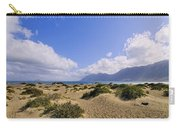 Caleta De Famara Beach On Lanzarote Carry-all Pouch