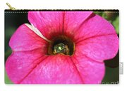 Calibrachoa Named Colorburst Rose Carry-all Pouch