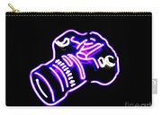 Camera Edited Carry-all Pouch