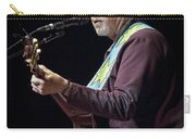 Canadian Folk Rocker Bruce Cockburn Carry-all Pouch