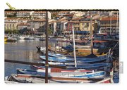 Cassis Boats Carry-all Pouch by Brian Jannsen