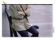 Catherine Zeta Jones Carry-all Pouch
