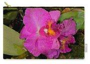 Cattleya Carry-all Pouch