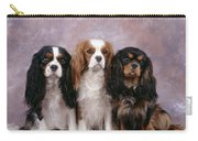 Cavalier King Charles Spaniels Carry-all Pouch