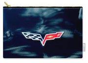 Chevrolet Corvette Emblem Carry-all Pouch