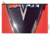 Chevrolet Corvette Hood Emblem Carry-all Pouch