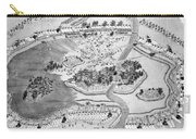 China Taiping Rebellion Carry-all Pouch
