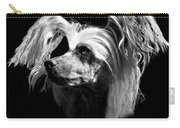 Chinese Crested Hairless Carry-all Pouch