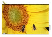 Chipmunk's Peredovik Sunflower Carry-all Pouch