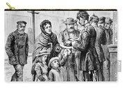 Cholera: Hamburg, 1892 Carry-all Pouch