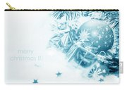 Christmas Balls Decoration Carry-all Pouch