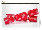 Christmas Crackers Carry-all Pouch by Elena Elisseeva
