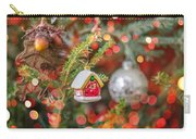 Christmas Tree Ornaments And Decorations Carry-all Pouch