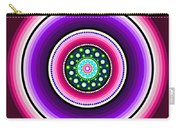 Circle Motif 129 Carry-all Pouch