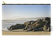 Coast Of Pacific Ocean On Vancouver Island Carry-all Pouch