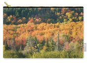 Colorful Fall Forest Near Rangeley Maine Carry-all Pouch