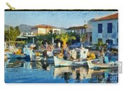 Colorful Port Carry-all Pouch