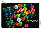 Colorful Wonderful Crayons Carry-all Pouch