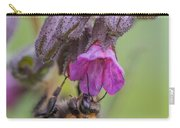 Common Carder Bee Carry-all Pouch