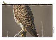 Common Kestrel Falco Tinnunculus Carry-all Pouch