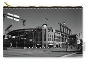 Coors Field - Colorado Rockies Carry-all Pouch by Frank Romeo