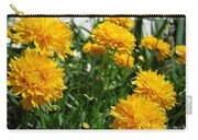 Coreopsis Named Early Sunrise Carry-all Pouch
