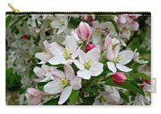Crabapple Blossoms Carry-all Pouch