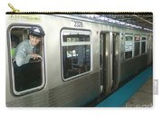 Cta's Retired 2200-series Railcar Carry-all Pouch