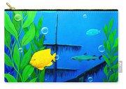3-d Aquarium Carry-all Pouch