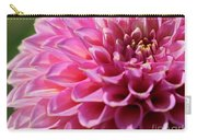 Dahlia Named Skipley Spot Of Gold Carry-all Pouch
