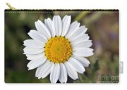 Daisy Flower Carry-all Pouch by George Atsametakis