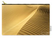 Desert Sand Dune Carry-all Pouch by Ezra Zahor