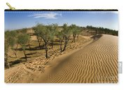 Desert Tamarix Trees Carry-all Pouch