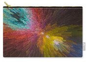3 Dimensional Art Carry-all Pouch