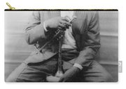 Dizzy Gillespie (1917-1993) Carry-all Pouch by Granger