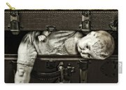 Doll In Suitcase Carry-all Pouch