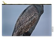 Double Crested Cormorant Carry-all Pouch
