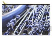 Dried Lavender Carry-all Pouch